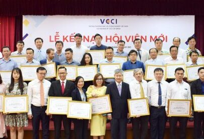 Biofix Fresh officially became a member of VCCI